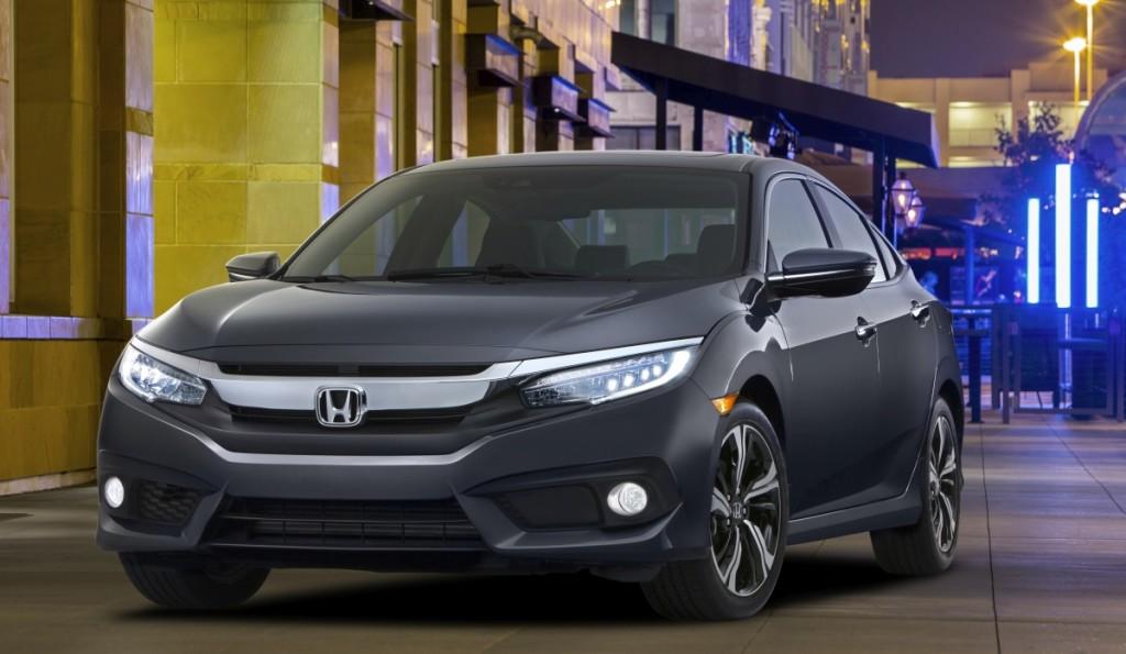 2016 Honda Civic Safety Greenville