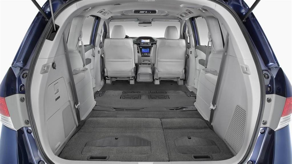 2016 Honda Odyssey Greenville