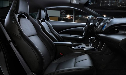 2016 Honda CR-Z Interior Greenville