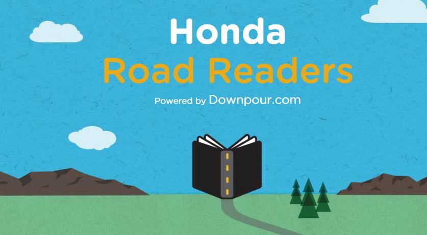 Honda Road Readers Program Greenville