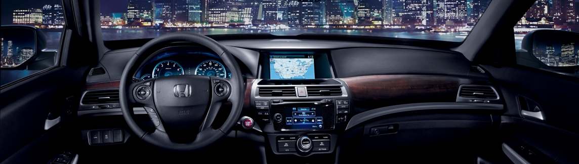 Honda Navigation System Greenville