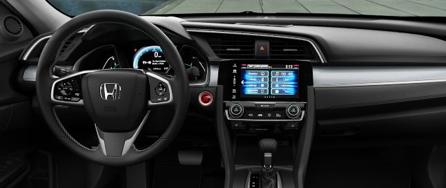 2016 Honda Civic Connectivity Features Greenville