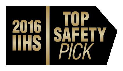 2016 IIHS Top Safety Pick Honda Odyssey Greenville