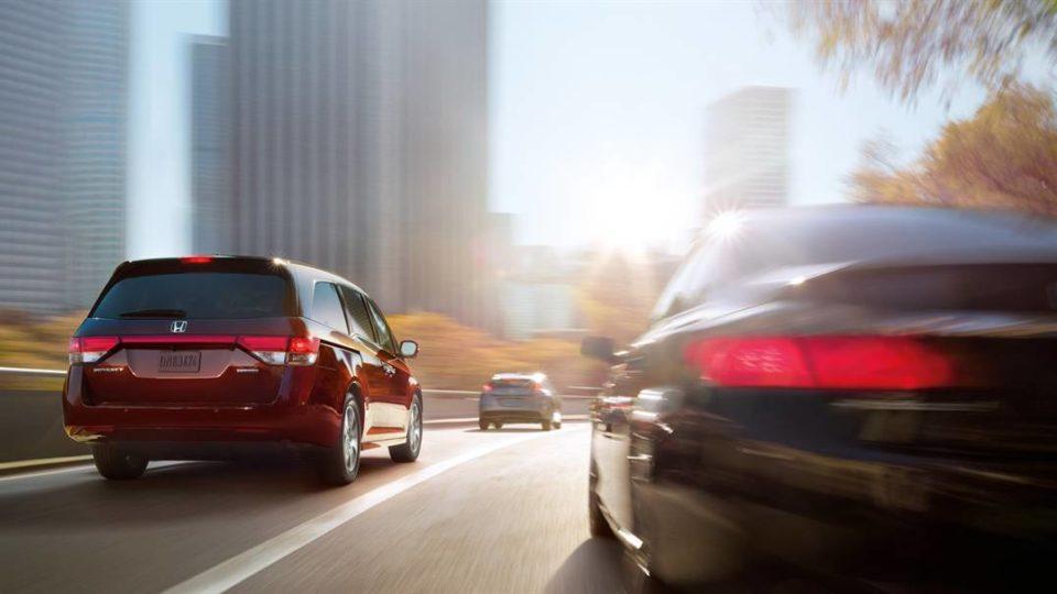 2016 Honda Odyssey Fuel Efficiency Award Greenville