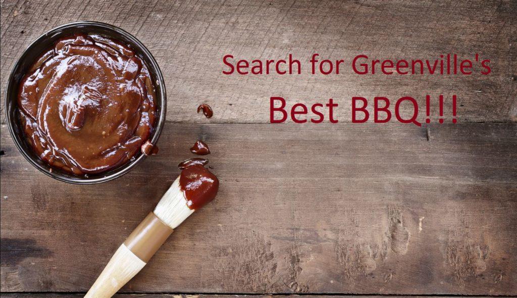 Greenville Best BBQ North Carolina