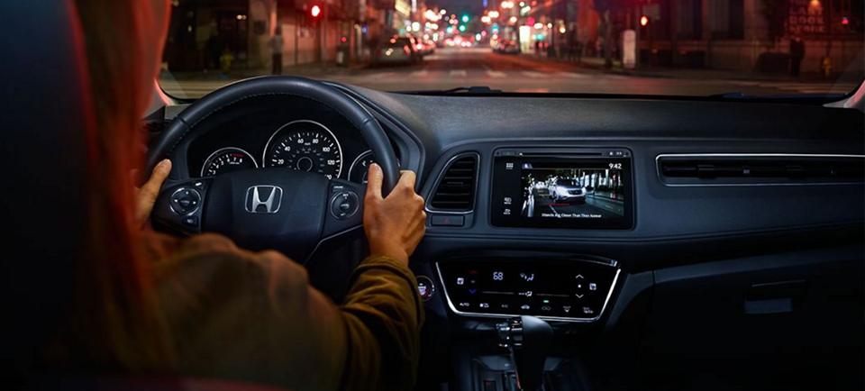 2017-Honda-HR-V-Interior