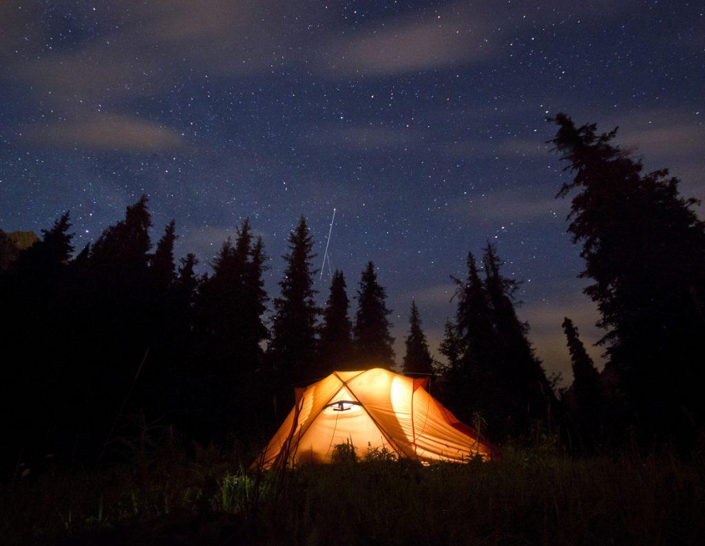 American Backyard Camp