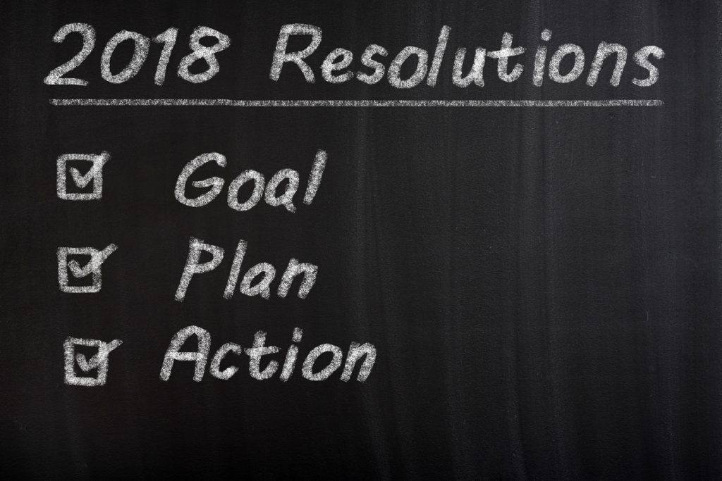 New Year's Resolution Ideas