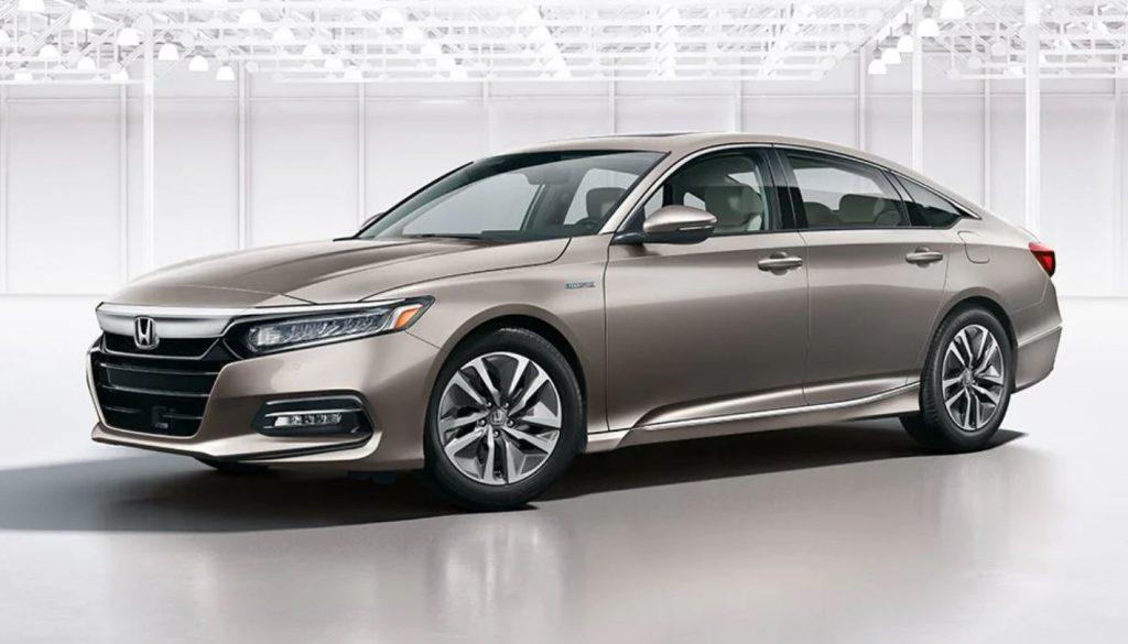 2019 Honda Accord Metallic