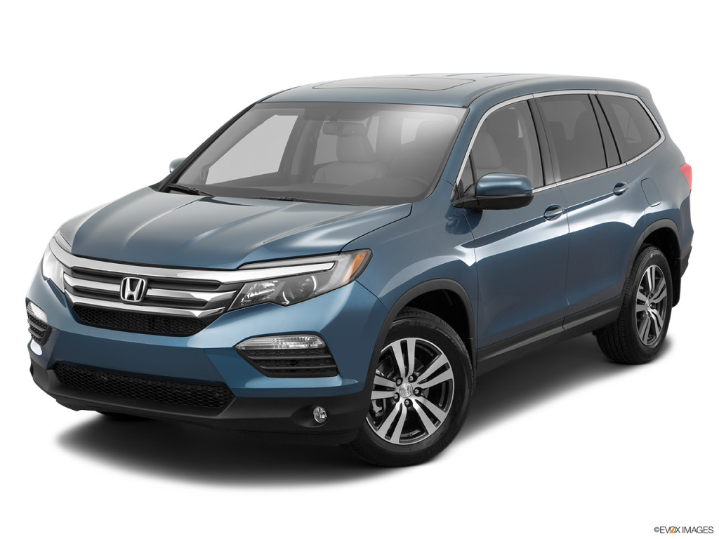 2016 Honda Pilot Greenville