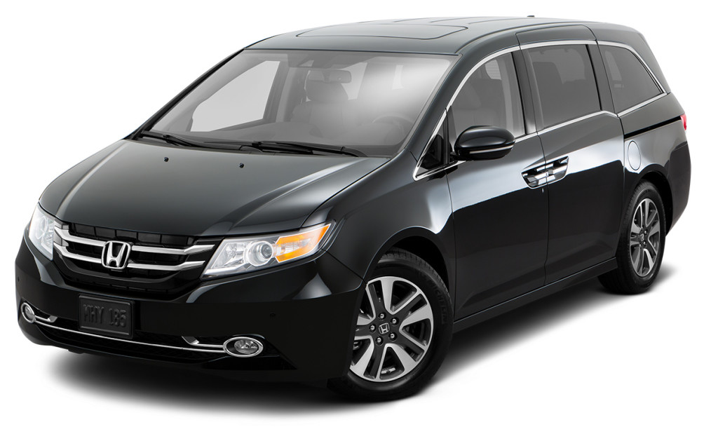 2016 Honda Odyssey Touring Elite Greenville NC