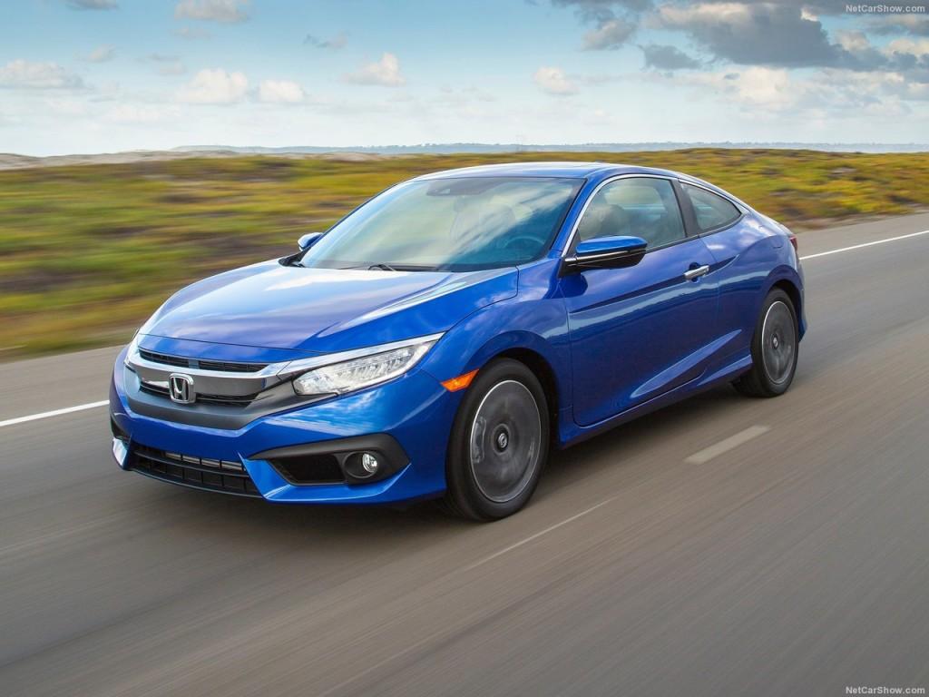 Honda-Civic_Coupe-2016 North Carolina