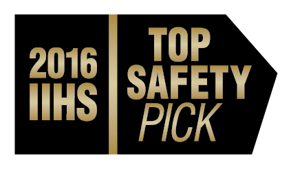 2016 IIHS Top Safety Pick Honda Odyssey Greenville