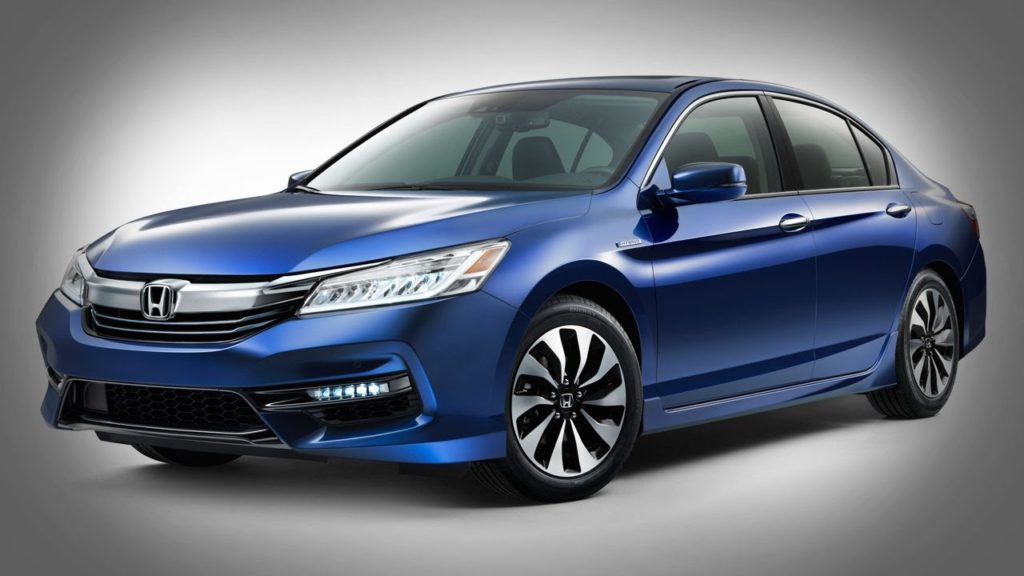 2017 Honda Accord Hybrid Greenville