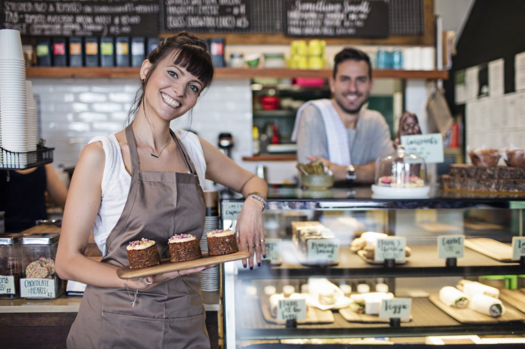 Dessert Shop Owners