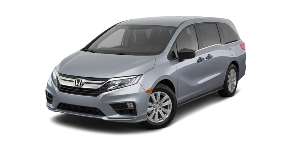 The Honda Oddysey Is The Perfect Family Road Trip Car