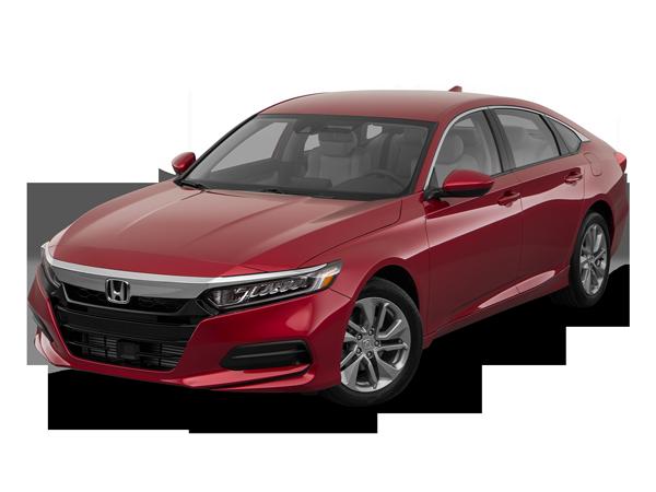 Red 2020 Honda Accord