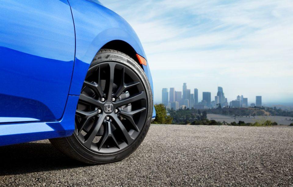 2020 Honda Civic tires