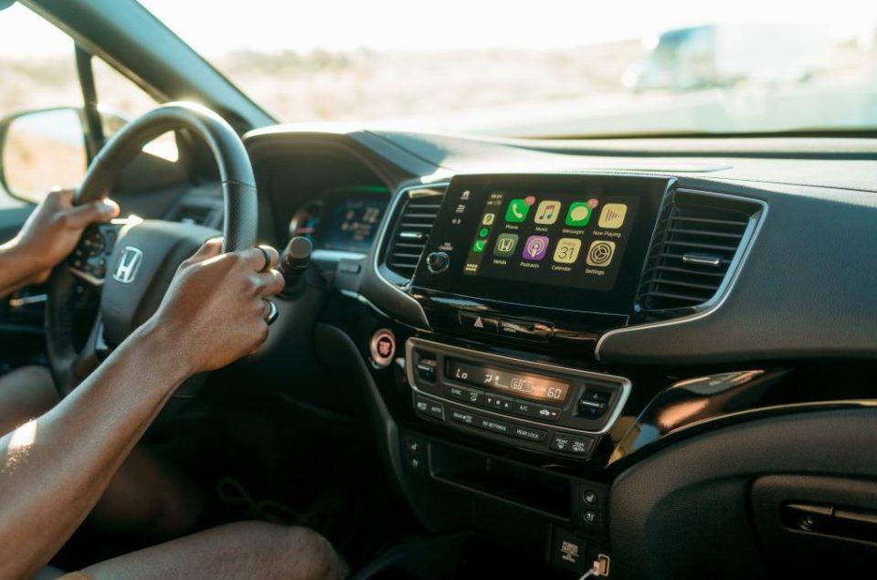Honda interior technology