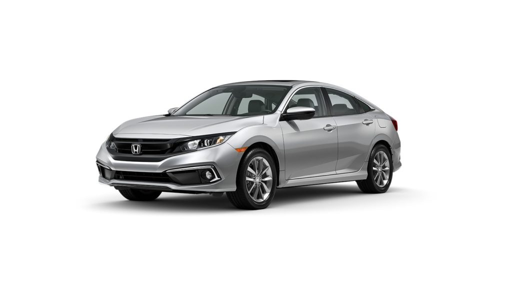 2021 Civic EX-L Sedan